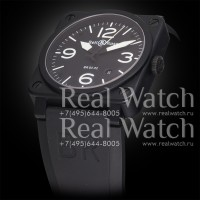Bell and Ross BR 03-92 Black Matte (Арт. 062-005)