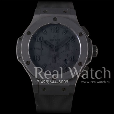 Hublot Big Bang 44 mm All Black Ceramic II 1:1 (Арт. 029-229)