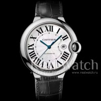 Cartier Ballon Bleu de Cartier Steel 42 mm