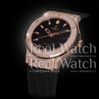 Hublot Classic Fusion Gold Pave (Арт. 029-196)
