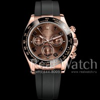 Rolex Cosmograph Daytona Rose Gold/Chocolate Dial (Арт. 048-364)