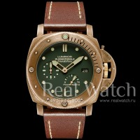 Panerai Luminor Submersible 1950 3 Days Power Reserve Bronzo PAM507 (Арт. 040-109)