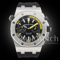 Audemars Piguet Royal Oak Offshore Diver Chronograph Black (Арт. 004-145)