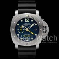 "Panerai Luminor Submersible 1950 3 Days GMT ""Pole2Pole"" PAM719 (Арт. 040-112)"