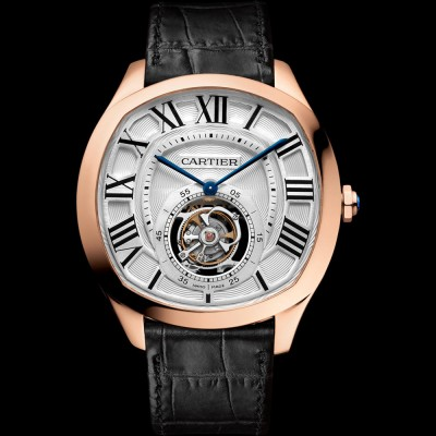 Cartier Drive De Cartier Flying Tourbillon (Арт. RW-8809)