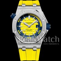 Audemars Piguet Royal Oak Offshore Diver 42 mm Yellow (Арт. 004-175)