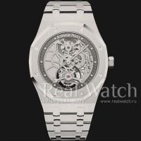 Audemars Piguet Royal Oak Tourbillon Openworked (Арт. 004-185)