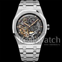 Audemars Piguet Royal Oak Double Balance Wheel Openworked (Арт. 004-186)