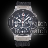 Hublot Big Bang 44 mm Steel Ceramic 1:1 (Арт. 029-215)