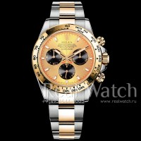 Rolex Cosmograph Daytona Steel/Yellow Gold Yellow Dial 1:1 (Арт. 048-343)