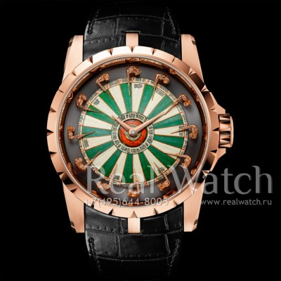 Roger Dubuis Excalibur Knights of the Round Table (Арт. 047-027)