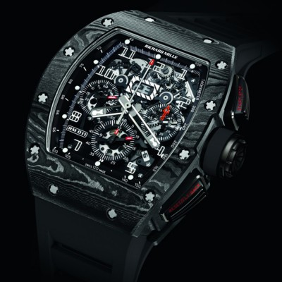 Richard Mille RM 011 Flyback Chronograph NTPT Carbon (Арт. RW-8856)