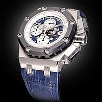 Audemars Piguet Royal Oak Offshore Rubens Barrichello II