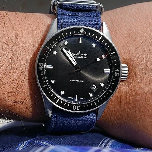 копии часов blancpain