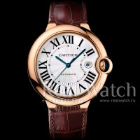 Cartier Ballon Bleu de Cartier Gold 42 mm