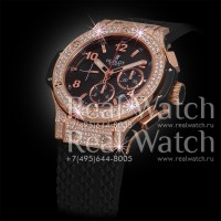 Hublot Big Bang Gold Pave (Арт. 029-197)
