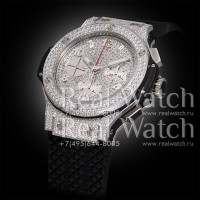 Hublot Big Bang Steel All Pave (Арт. 029-198)