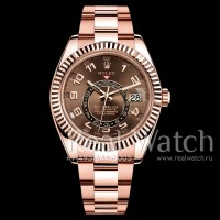 Rolex Sky-Dweller Rose Gold