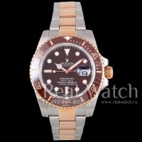 Rolex Submariner Two Tone Brown (Арт. 048-338)