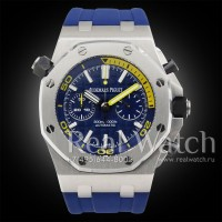 Audemars Piguet Royal Oak Offshore Diver Chronograph Blue (Арт. 004-144)