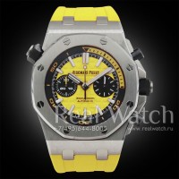 Audemars Piguet Royal Oak Offshore Diver Chronograph Yellow (Арт. 004-142)