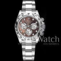 Rolex Cosmograph Daytona White Gold Dark Mother Of Pearl (Арт. 048-344)
