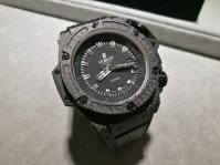 Новое поступление. Hublot King Power 48mm Oceanographic 4000 Carbon.